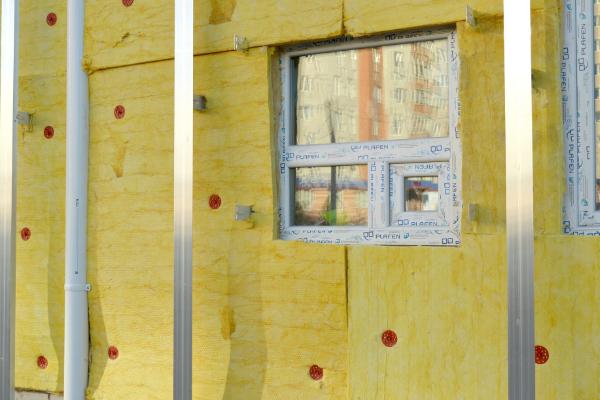Wärmedämmung Aussenfassade Hannover Foto