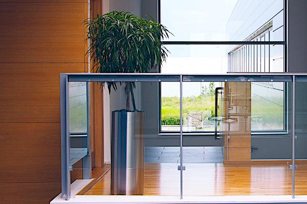 Glaswand Metallbau Hannover Foto