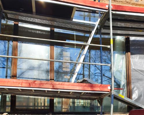 Fenstersanierung hannover Fassade foto