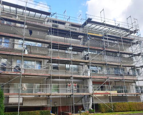 Fassade sanieren Hannover modernisierung